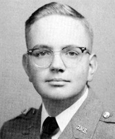 Robert Allan Blair, '56